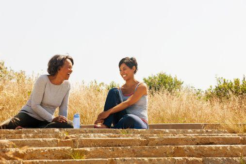 Healing Mother-Daughter Relationships
