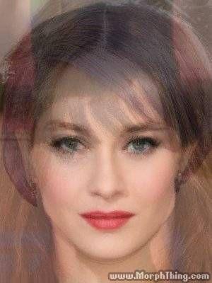 Flamboyant Gamines: Audrey Hepburn, Kelly Osbourne, Vanessa Paradis, Zooey Deschanel