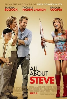 All about Steve <3 Sandra Bullock is amazing in this!