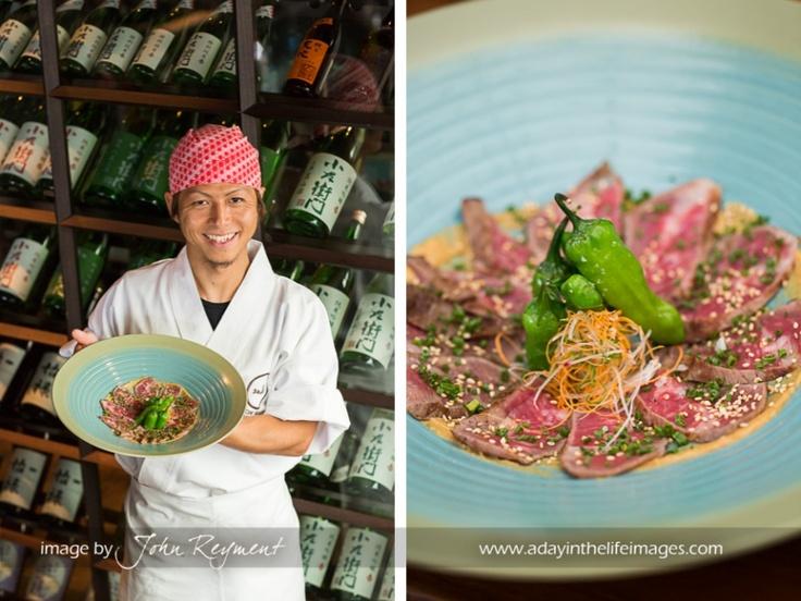 Sake Restaurant Brisbane head chef Shinichi Maeda