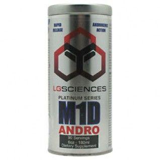 LG Sciences M1D Andro (6oz)