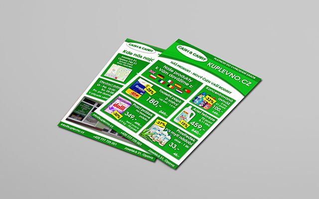 Our work - action leaflet!