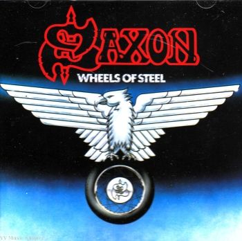SAXON - WHEELS OF STEEL / CD