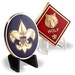 Awards & Gifts :: Recognition Plaques :: The Eagle Mountain Certificate - Boy Scout Store - Boy Scout Collectibles & Memorabilia & Gifts