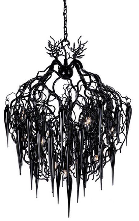 Best 25+ Gothic chandelier ideas on Pinterest | Gothic interior ...
