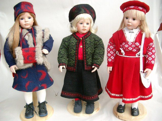 Dollmaker Brit