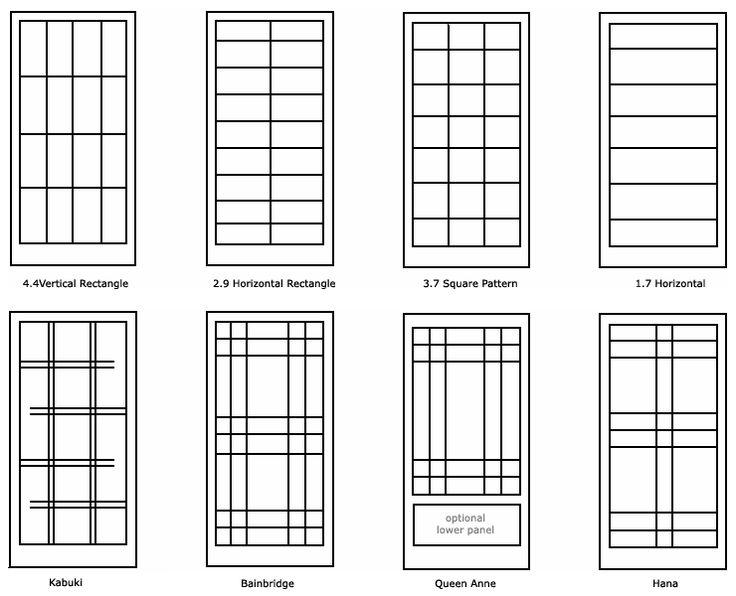 Custom Shoji Screens by Bush Woodcraft - Shoji Screens :::.