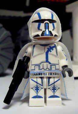 Commander Keller Custom Lego Star Wars lego star wars lego lego