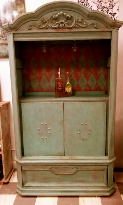 12 best entertainment center upcycle images on pinterest for Upcycled entertainment center