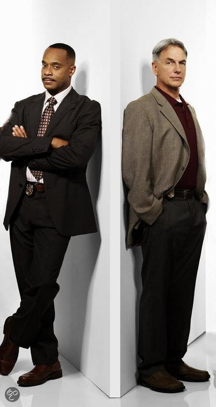 NCIS - Director Vance & Gibbs