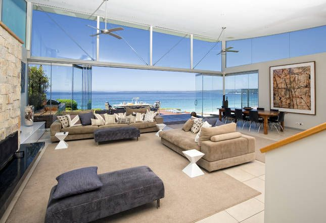 White Sands - Beach House | Hyams Beach, NSW | Accommodation. From $1100 per night.