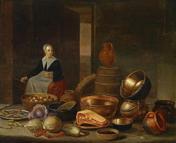 17th century french diet deckgala for 17th century french cuisine