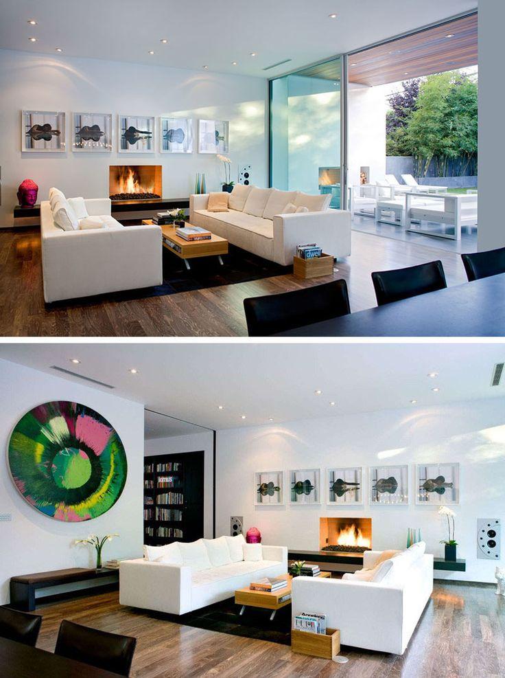 Interior Design Living Room Warm