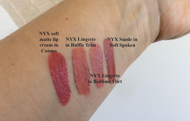 Shopping Obsession: First Haul from NYX Canada