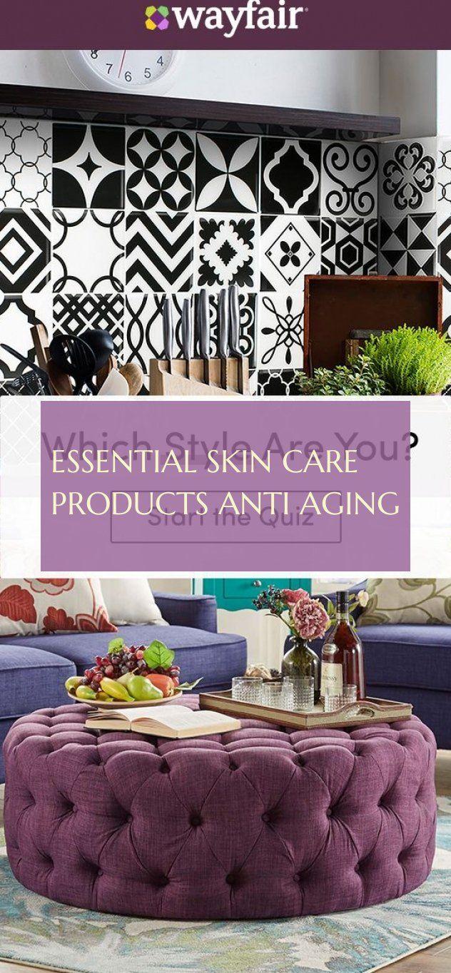 essential skin care products anti aging & essential skin