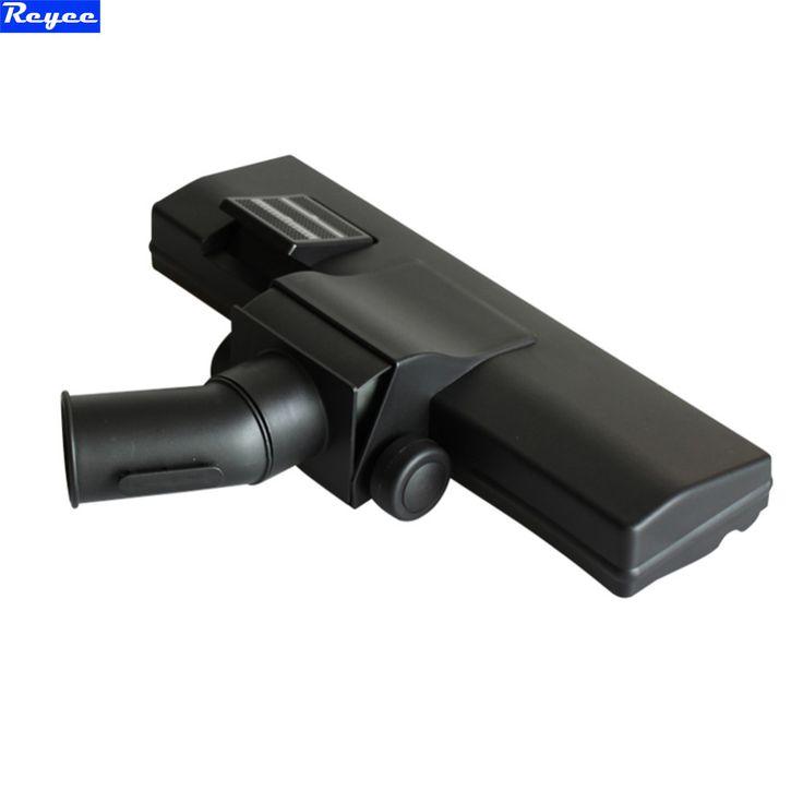 Nuevo puede seguir diámetro interior 32mm cabeza del cepillo para philips media haier electrolux aspiradora accesorio eje rowenta lg deema