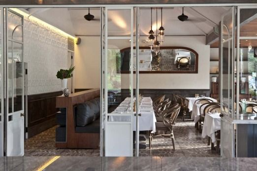Petitenget, Seminyak. With a great location in the heart of the trendy dining district of Petitenget (also known as Eat Street), this modern Mediterranean style restaurant/bar combine...