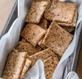 paleo fűszeres keksz