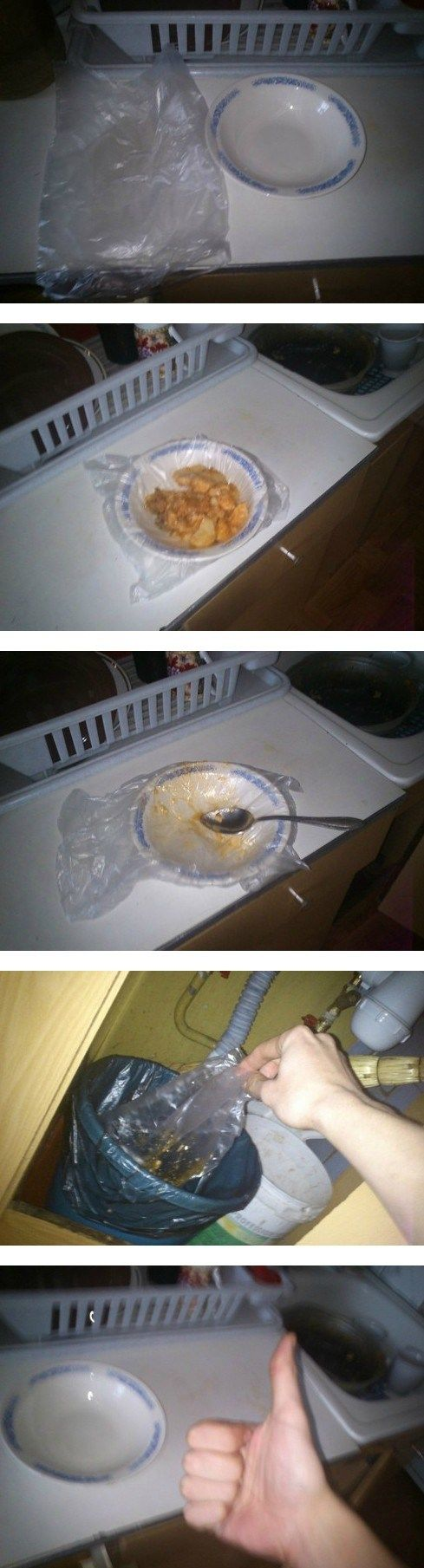 FAIL Blog - no more dirty dishes!! Funny FAIL Pictures and Videos - epic fail photos - Cheezburger