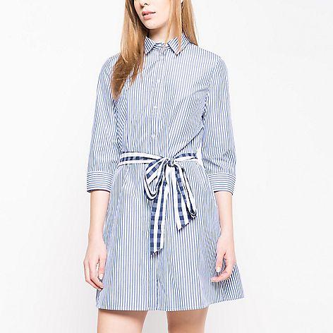 Vestido Basement Stripe - Falabella.com