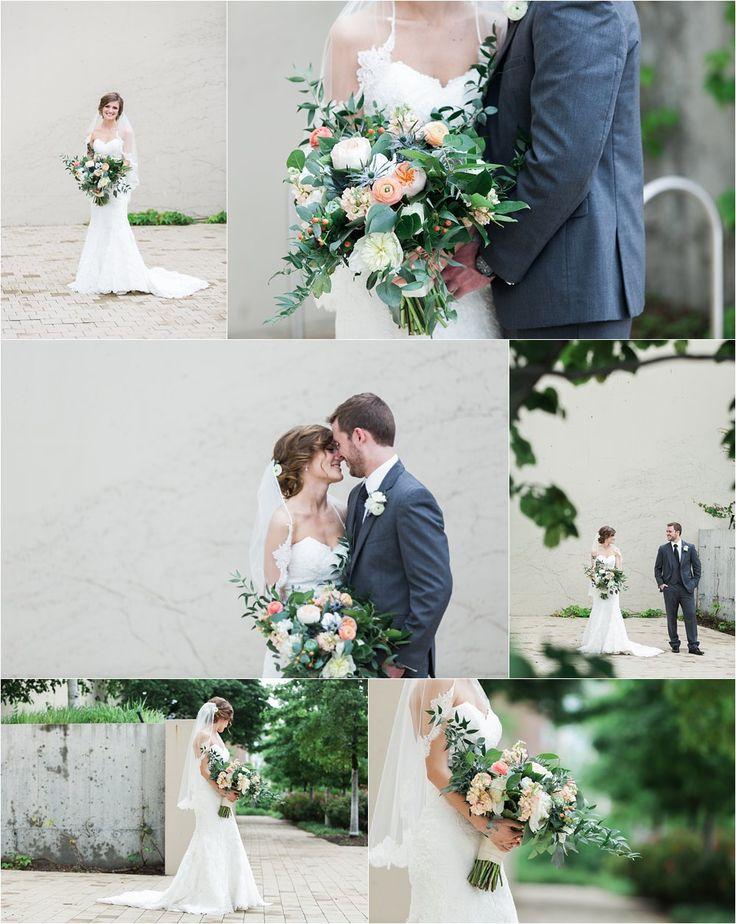 Amazing Wedding Flowers Kansas City Real Photo By Heather Brulez