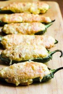 Jalapeño Cornbread Poppers (High Altitude Baking)