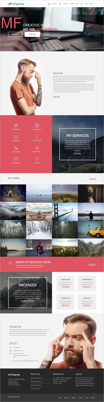 MF is a wonderful responsive 10in1 #WordPress theme for multipurpose #digital #studio stunning website download now➩ https://themeforest.net/item/mf-responsive-business-theme/18747445?ref=Datasata