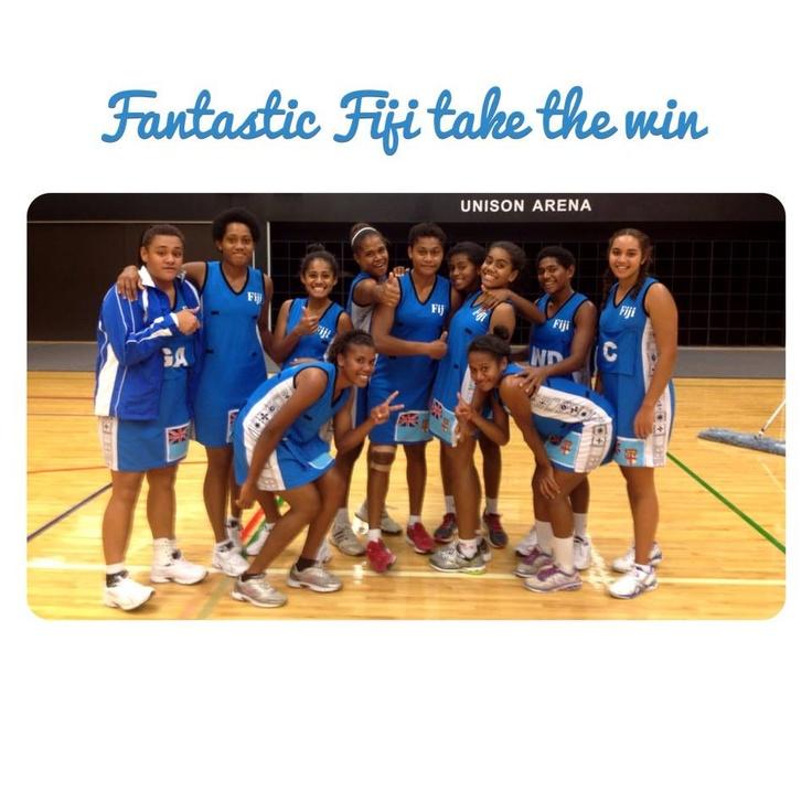 Fiji take the win (29th May)
