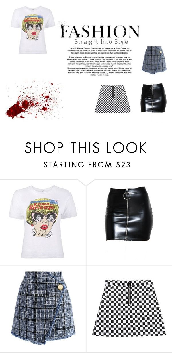 """#11"" by chloe-pickering on Polyvore featuring Chicwish"
