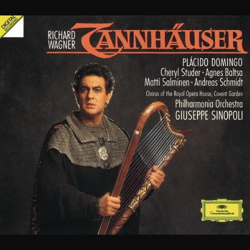 Tannhäuser - Giuseppe Sinopoli Wagner recordings Pinterest - möbel hesse küchen