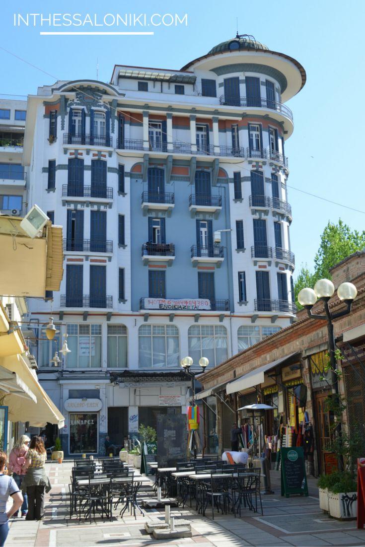 #Thessaloniki street photo