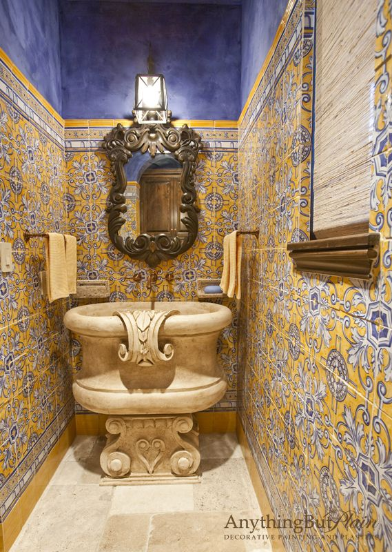 bathroom design centers houston. houston design center. see more. navy blue faux plaster | decorative painting and plasters by anything but plain, janie ellis bathroom centers