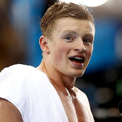 Buzzing: British Swimmer Adam Peaty Is Overwhelmed After Setting a World Record in His First-Ever Olympic Swim (and It's Not Even the Finals!)