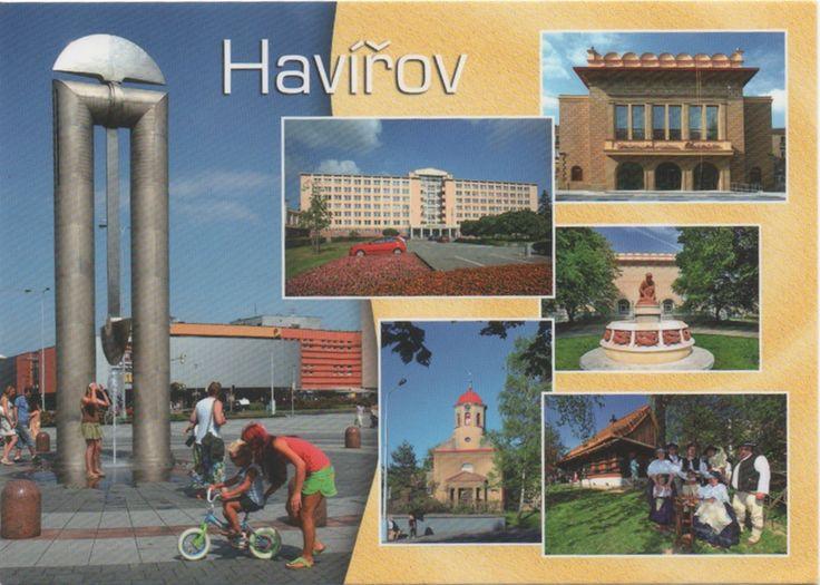 CZ-921797 - Arrived: 2016.06.09   ---   Havířov,  Karviná District, Moravian-Silesian Region of the Czech Republic