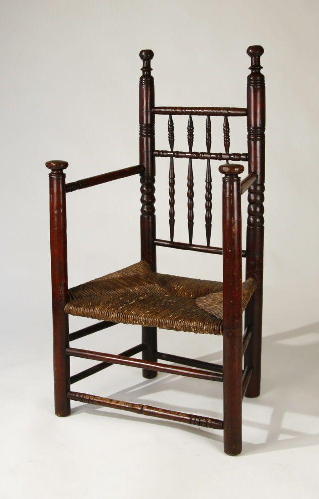 Antique carver chair...ca. 1690...Massachusetts. - 160 Best American Pilgrim Century Furniture Images On Pinterest