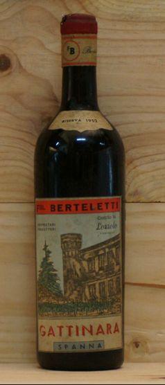 """l vino a denominazione di origine controllata e garantita """"Gattinara"""" deve essere sottoposto ad un periodo di invecchiamento non inferiore a tre anni, di cui almeno un anno di detto periodo in botti di legno. Il periodo di invecchiamento decorre dal l° dicembre dell'anno di produzione delle uve.  Scopri altre notizie su : Gattinara - Vino rosso piemontese - Scopriamo insieme la Gattinara http://www.vinook.it/vino-rosso/vino-rosso-piemontese/gattinara.asp#ixzz4BLXzvFvc"""