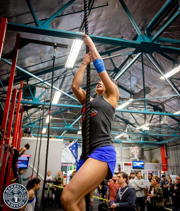Rise to the challenge... Athlete gabriellaalv crossfit