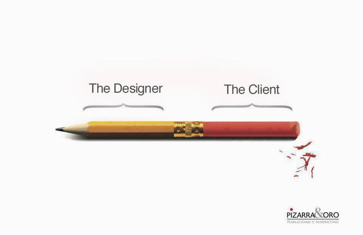 The Designer Vs The Client
