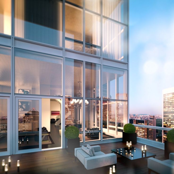 new york penthouse real estate | Tony Ingrao-designed Baccarat Hotel & Residences New York unveiled