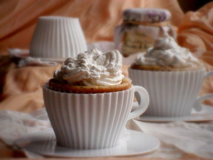 Vegan Chinotto cupcake