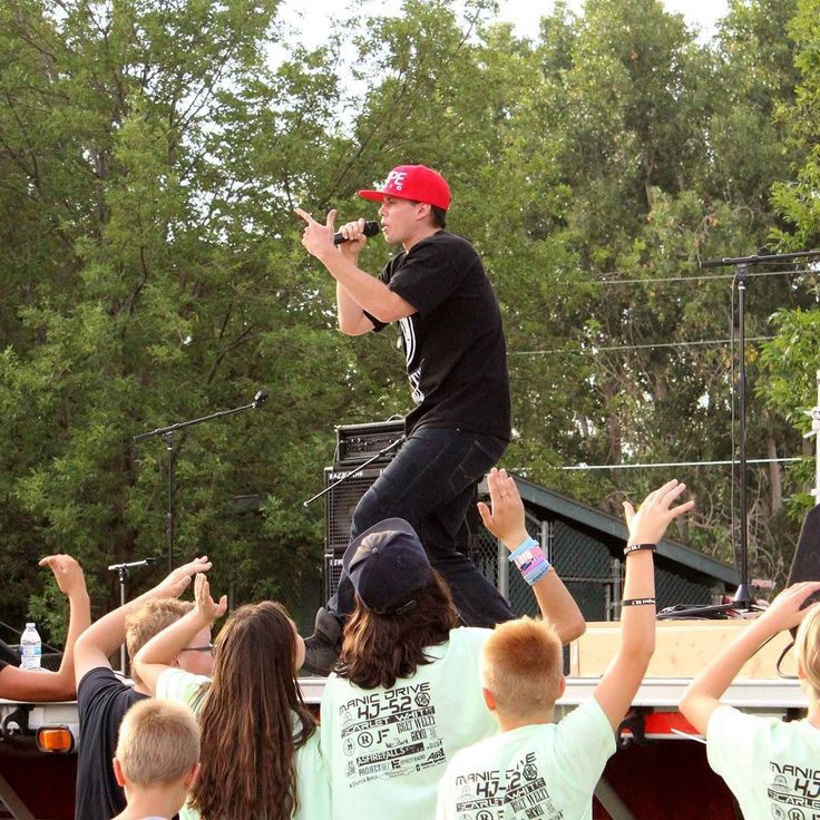 Summer Alive Festival yesterday in Middleton Idaho