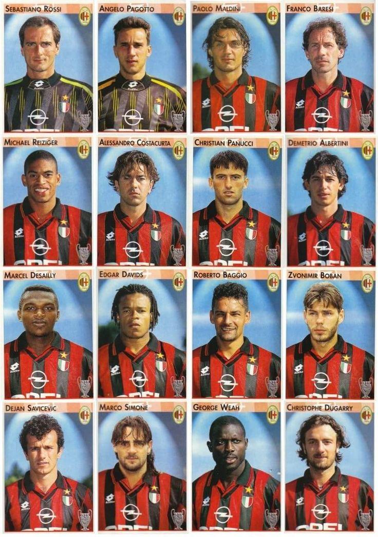 Milan 96-97