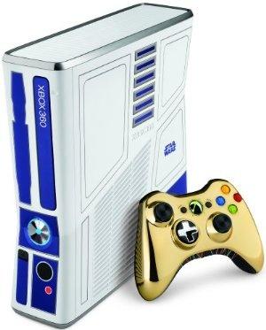 Xbox 360 Limited Edition R2D2: Xbox 360, Stuff, Stars, Star Wars, Limited Edition, Starwars, Xbox360