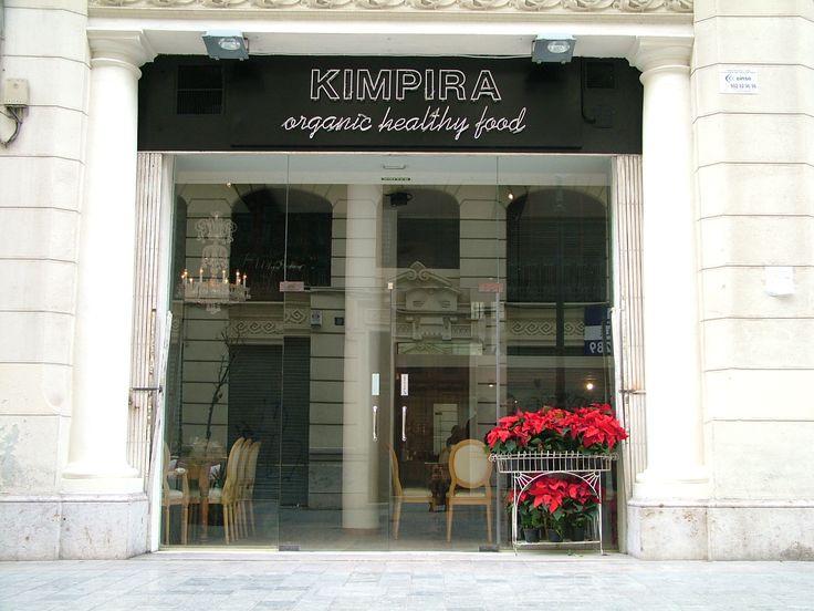 Ristorante kimpira (bio vegan) a pranzo dal lune al vene i bimbi non pagano