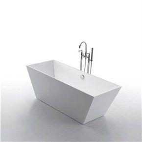 Badkar till badrum