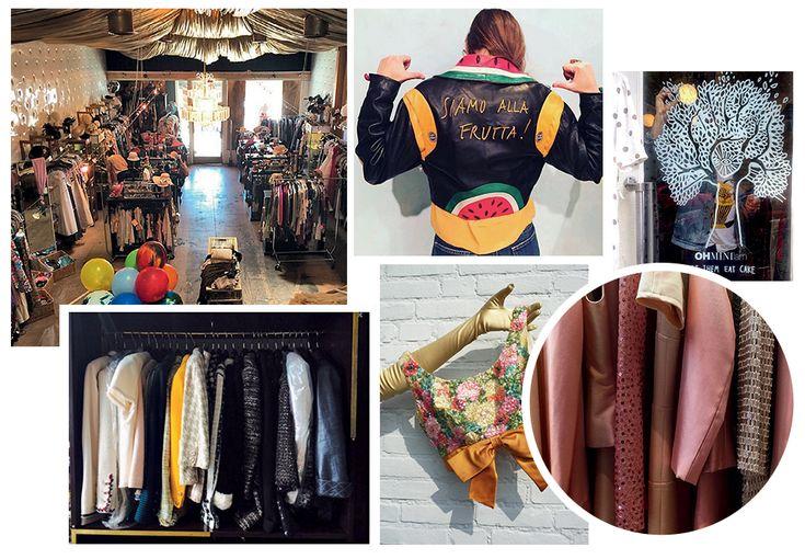 Verdens bedste vintagebutikker | Costume.dk