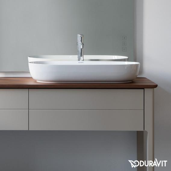 Duravit Luv Aufsatzwaschtisch Weiss Mit Wondergliss Aufsatzwaschtisch Duravit Badezimmer Trends