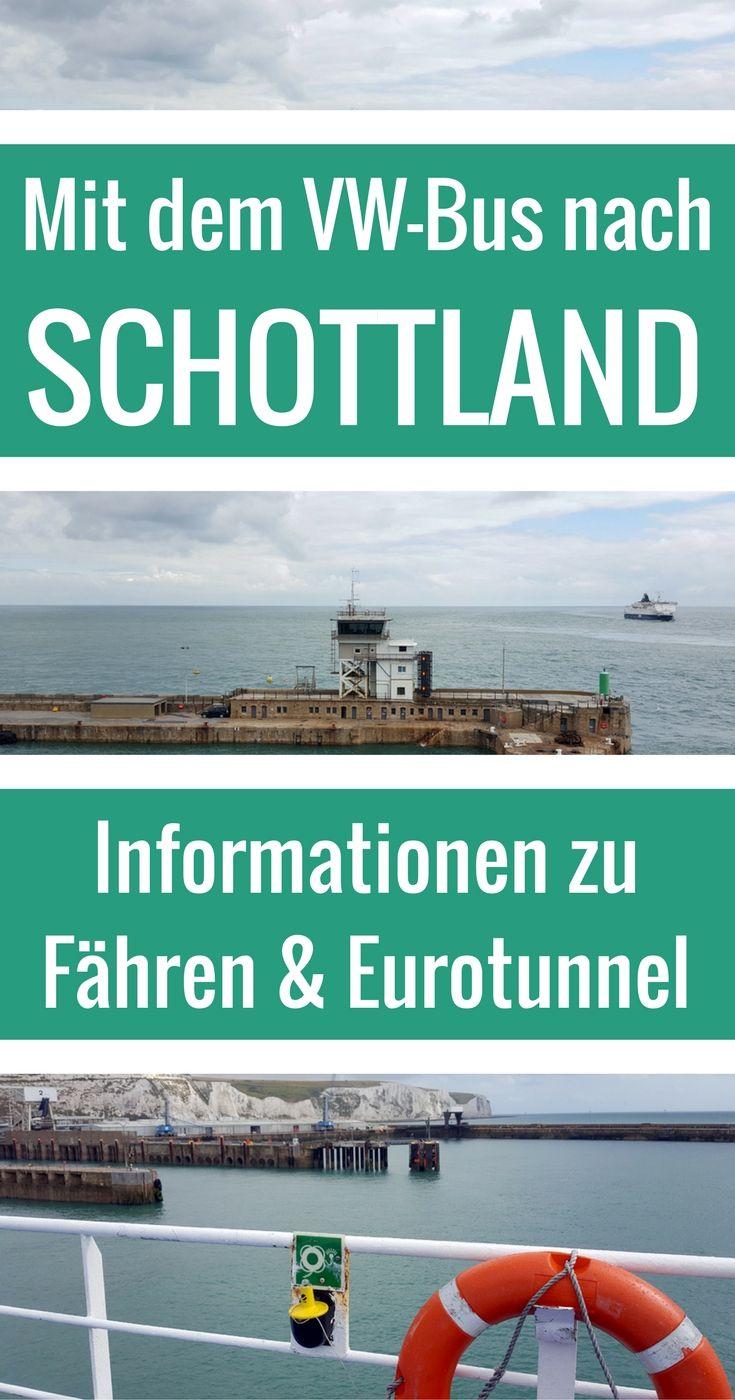 Mit dem eigenen Fahrzeug nach Großbritannien Hier findest du Informationen zu den Fähren Calais - Dover, Calais - Newcastle und den Eurotunnel. #Roadtrip #Eurotunnel #DFDS