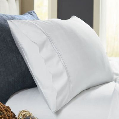 The Antimicrobial Sheet Set - infused with silver chloride that locate and inhibit unwanted bacteria on contact
