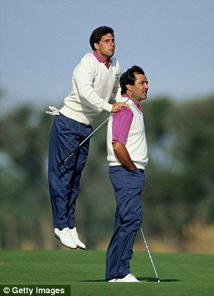 Moving motivation for this year's Ryder Cup!  OLAZABAL EXCLUSIVE: Spirit of Seve can inspire my men to Ryder Cup glory    Read more: http://www.dailymail.co.uk/sport/golf/article-2140403/Jose-Maria-Olazabal-Seve-Ballesteros--Ryder-Cup.html#ixzz1uGbkr3bw